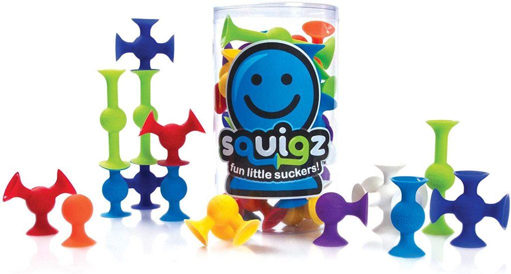 Squigz Toy