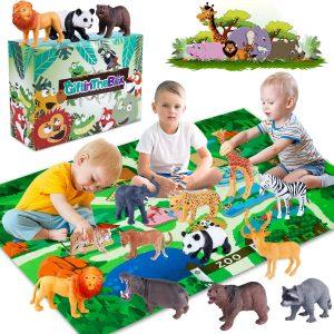 Safari toy set