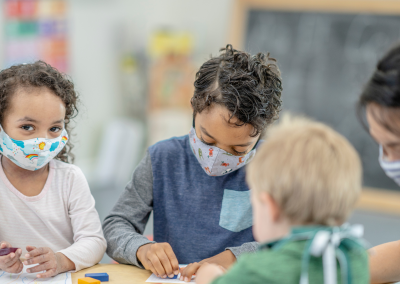 What is the Best Way for my Child to Breathe When Wearing a Mask?