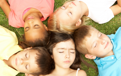 Grounding Strategies to help your child calm.