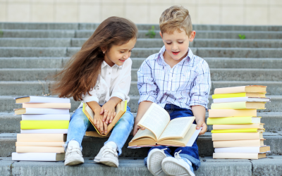 Let's Read! Book & Early Language Skills